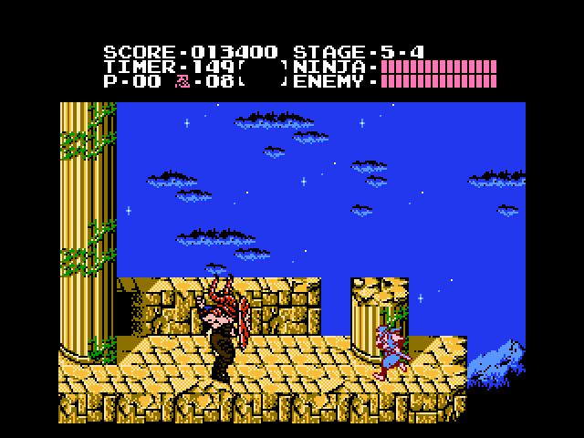 Life In 16 Bit Videogame Mythbusters Ninja Gaiden