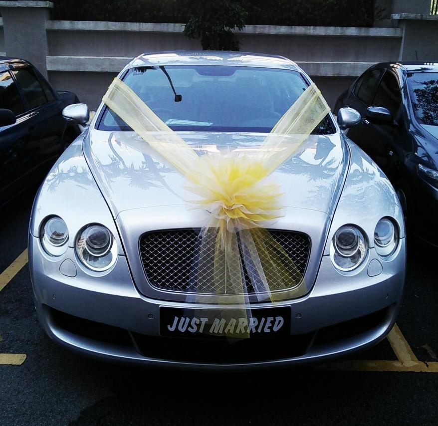 RedOrca Malaysia Wedding And Event Car Rental: Bentley