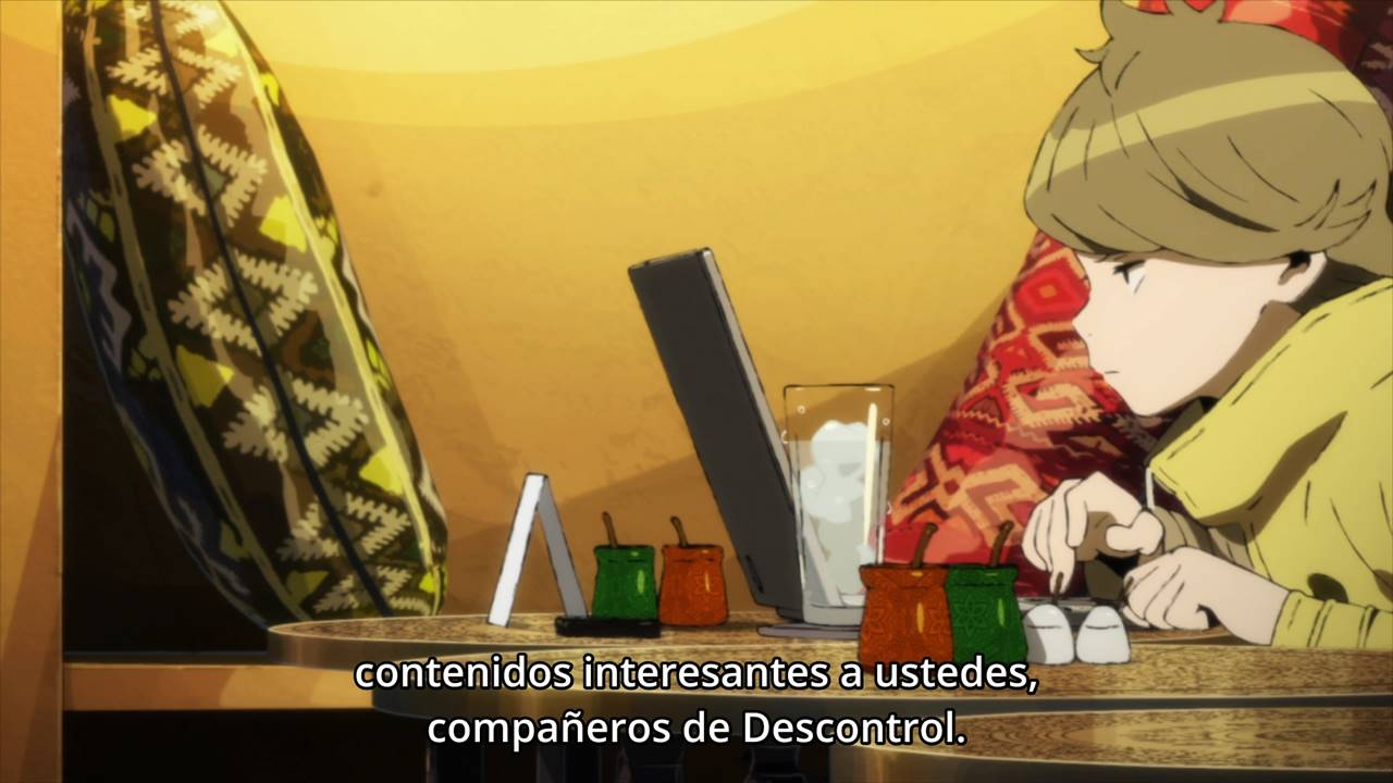Occultic Nine sub español