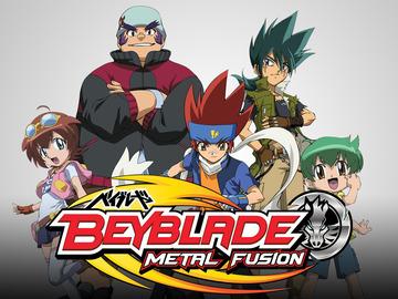 Ver Beyblade Metal Fusion Online
