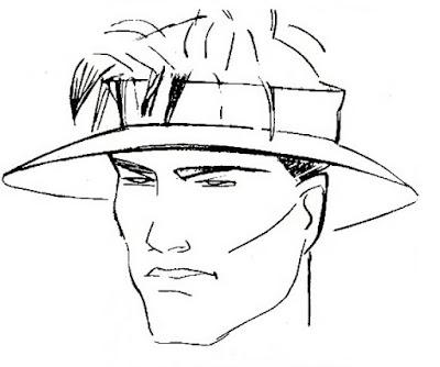 Универсальная летняя шляпа