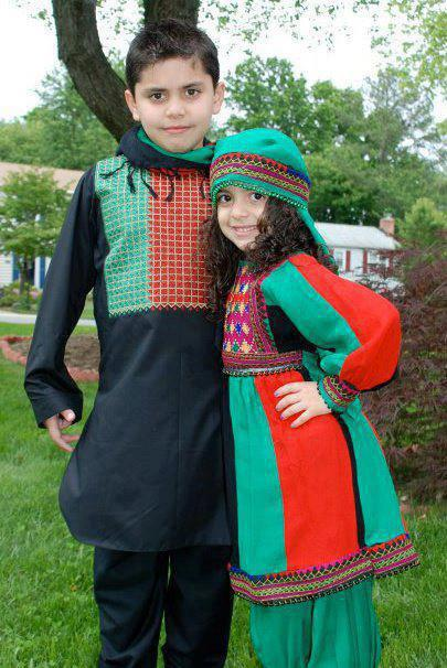 Pathan Girl Wallpaper Pashto Little Girls New Pictures In Traditional Dress
