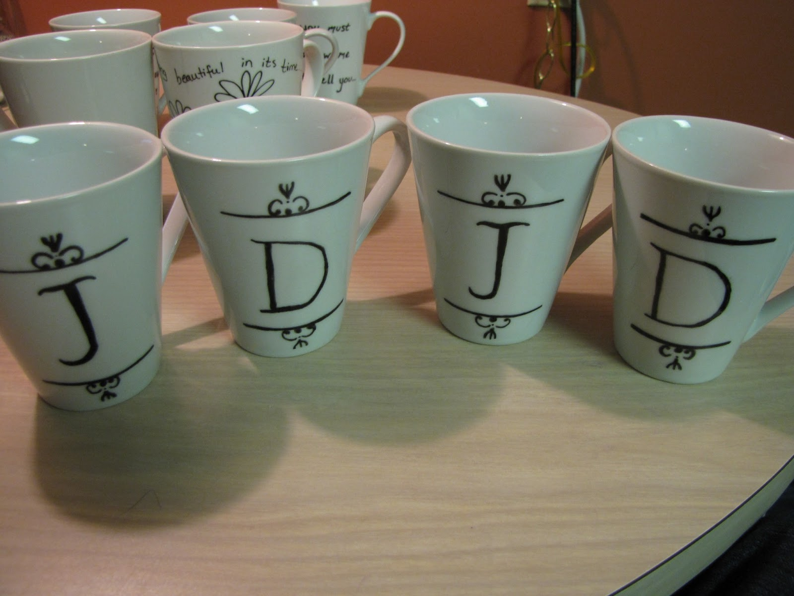 cynicism and butterflies porcelaine pen mugs. Black Bedroom Furniture Sets. Home Design Ideas