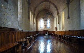 Refectorio de los Monjes, Monasterio de Poblet.