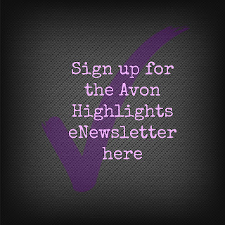 sign up for Avon eNewletter