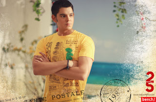 Richard Gutierrez Bench 2012