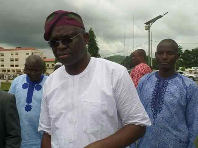 Fayose distributes Sallah rams to muslims in Ekiti State