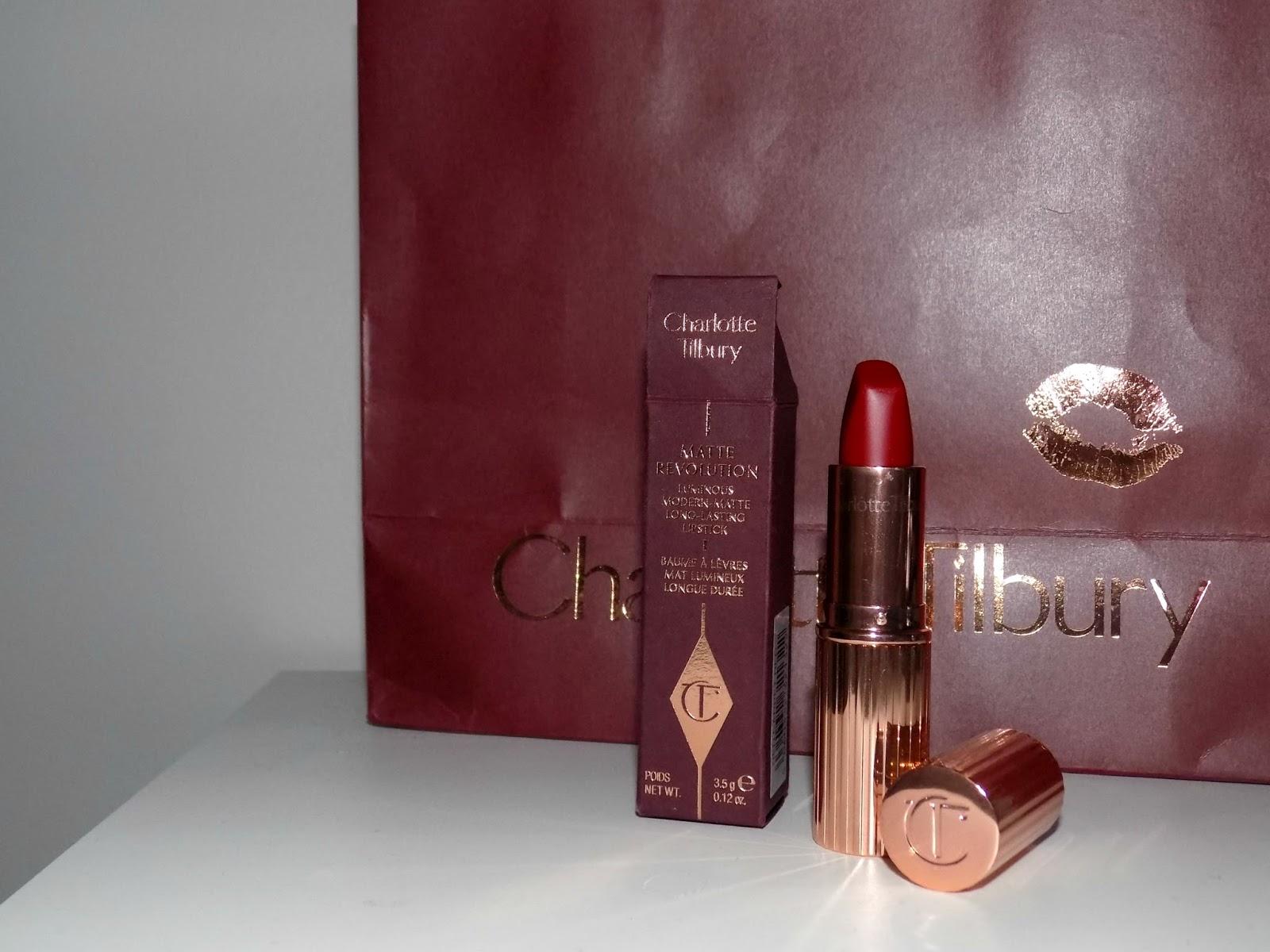 Julia Speaks Beauty Review Charlotte Tilbury Matte