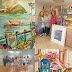Με Εκπαιδευτικά Προγράμματα, ξεναγήσεις και προσφορά στο Κοινωνικό Παντοπωλείο του Δήμου Μαρκοπούλου, ολοκληρώθηκε η άκρως επιτυχημένη Έκθεση Ζωγραφικής «Σαν Εκδρομή…», της Εικαστικού Όλγας Μαντζουράνη.