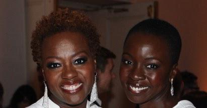 Afrolistas And The City Le Look Du Jour Actresses Viola