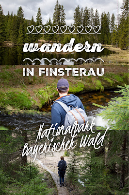 Auf vergessenen Wegen von Finsterau nach Buchwald  Wandern im Bayerischen Wald  Wanderung Nationalpark Bayerischer Wald