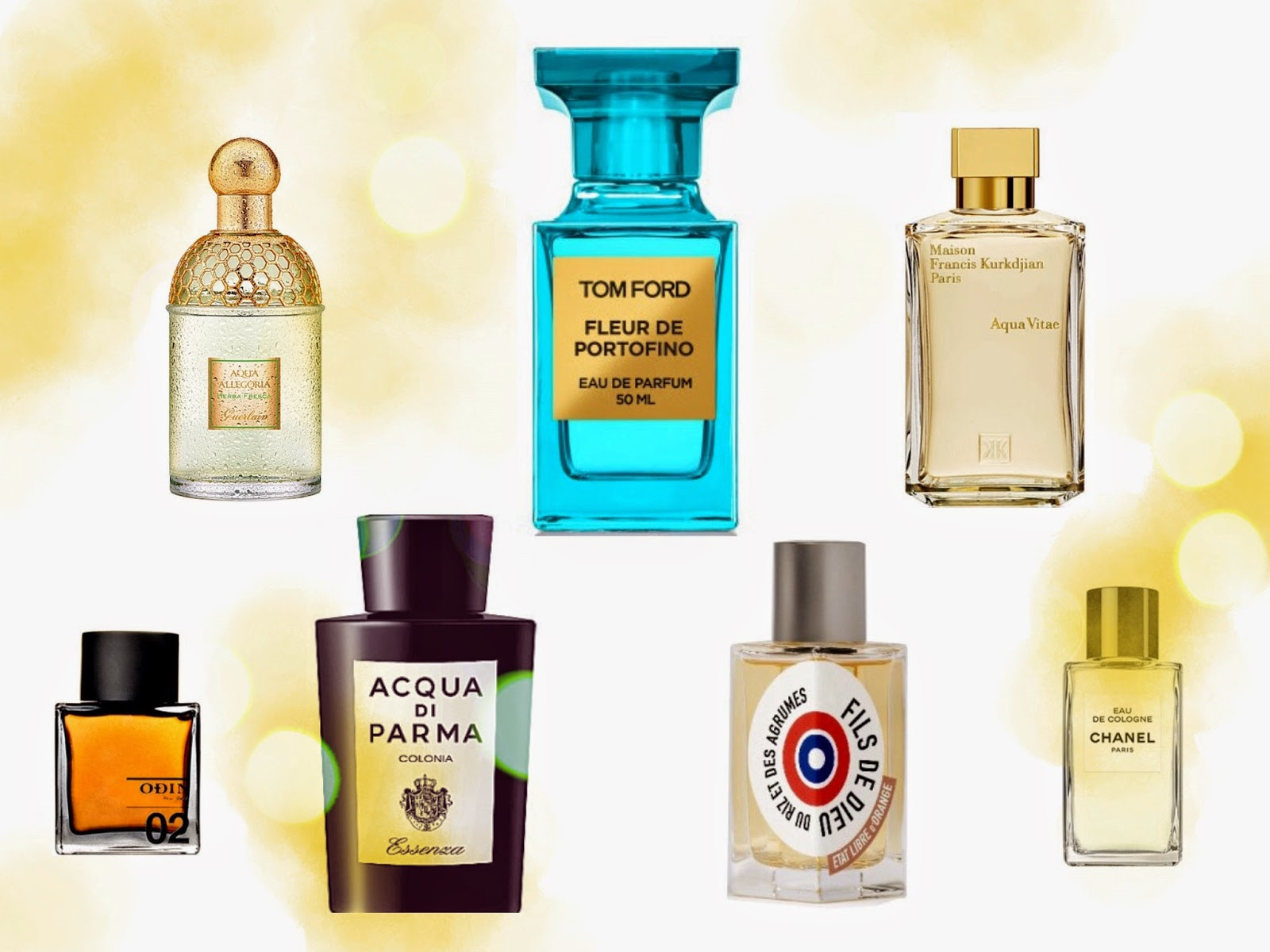 Persolaise A Perfume Blog Goldfish Rice And Musky Teleporters