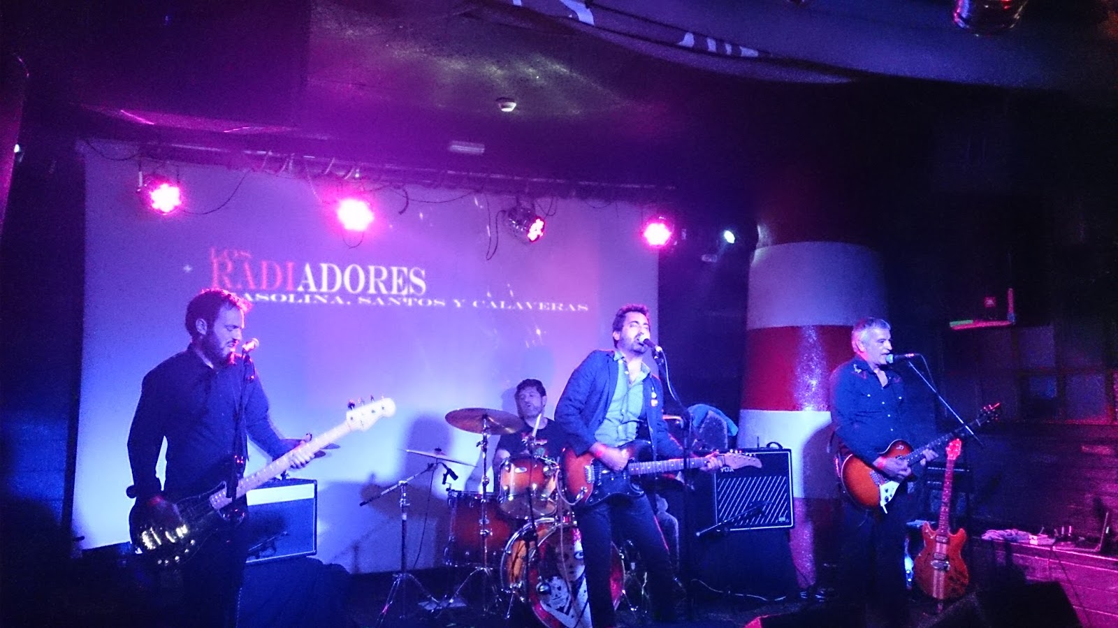 My kingdom for a melody concierto the chandals los for Radiadores madrid
