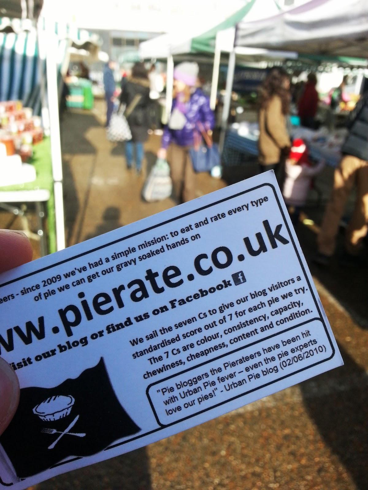 Pierate - Pie Reviews: Best pie in the world? 150 pie reviews!