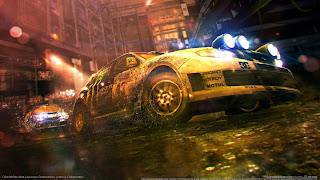 Colin McRae: DiRT 2 PS4 Wallpaper