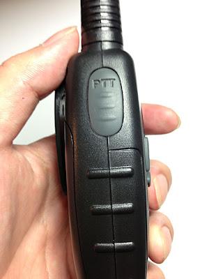 T-628 PTTボタン