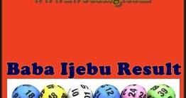 Baba Ijebu 2sure This Morning