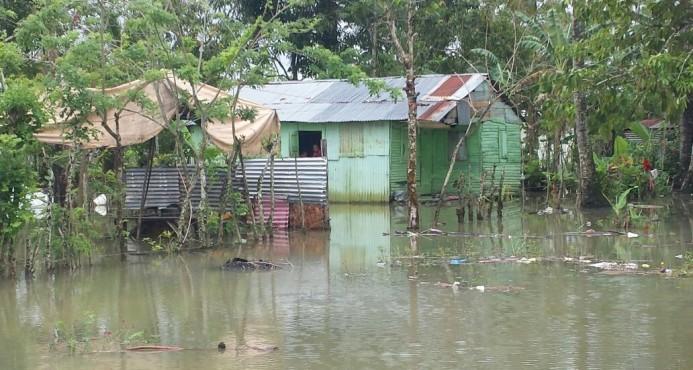 El COE aumenta a 14 las provincias en alerta por lluvias