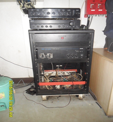 Power amplifier to PA