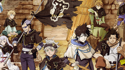 BLACK CLOVER (TV) Capitulo [68/??] Mega