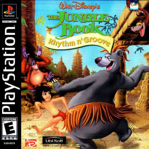 Disneys The Jungle Book - Rhythm n Groove Party  - PS1 - ISOs Download