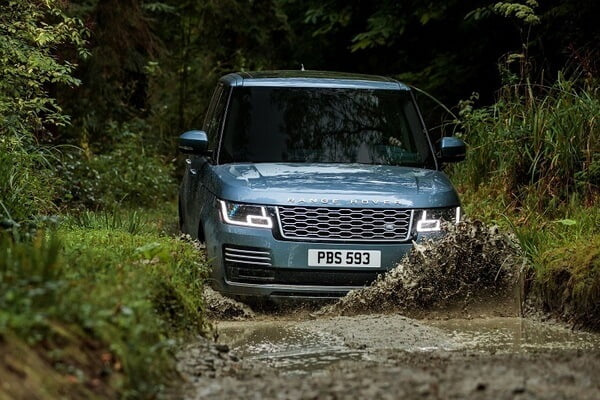 Range Rover Phev Specifications - Top Speed - 0 to 62 mph