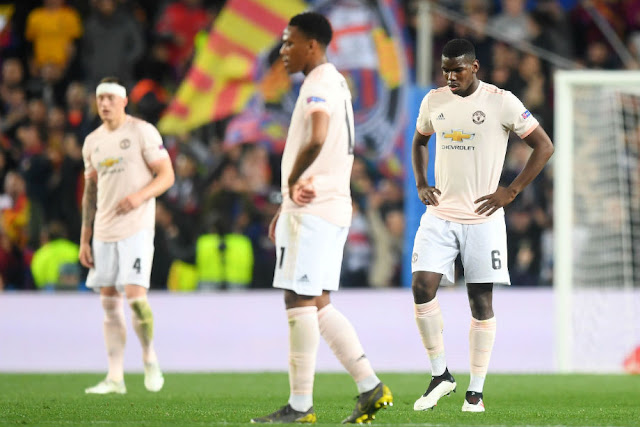 «Манчестер Юнайтед» обновил личный антирекорд по пропущенным мячам в АПЛ