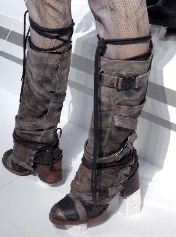 Star Trek Beyond Jaylah boots