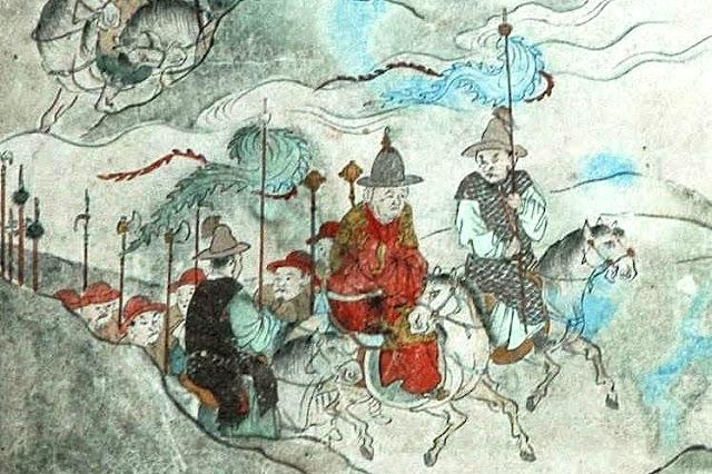 Ming Chinese Gambeson