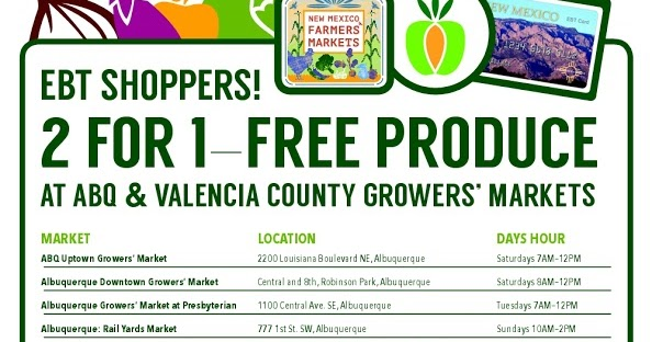 Food Stamps In Valencia County