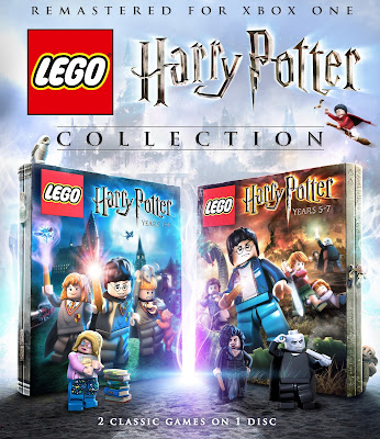 remastered compilation of LEGO® Harry Potter games