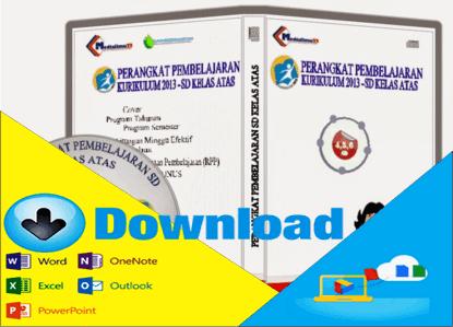 Download Kumpulan Contoh RPP Kurikulum 2013 Perangkat Pembelajaran SD Hasil Revisi 2016