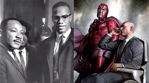 """O clipe """"Pedagoginga"""" do Thiago Elnino, é usado para exemplificar, como a série """"X-Men"""" foi e é baseada em nossa sociedade."""