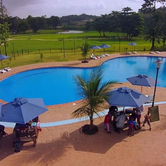 Agodi Parks Ibadan