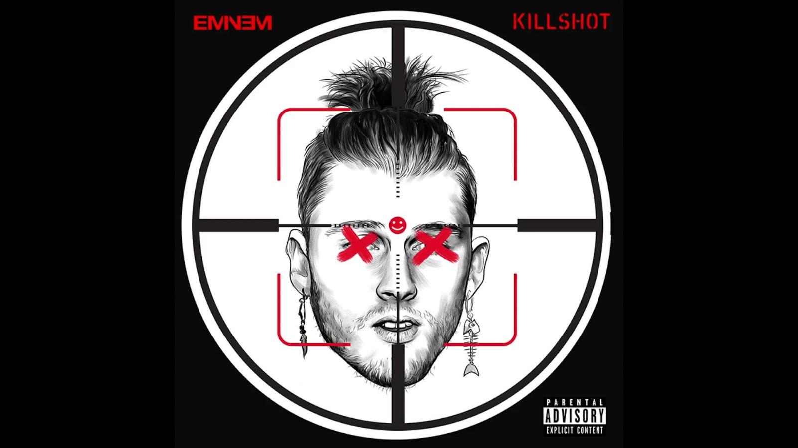 DOWNLOAD MUSIC: Eminem – KillShot Mp3 (MGK Diss)