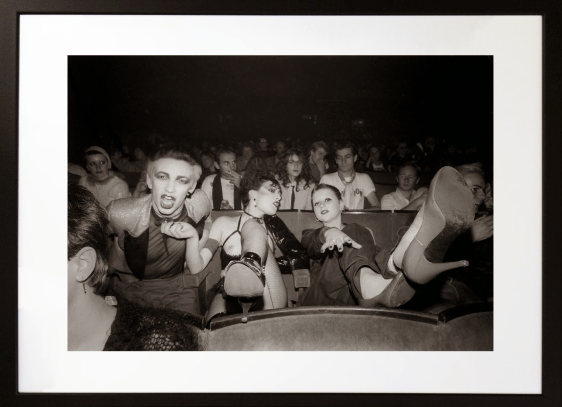 The Photography of Punk. Screen on the Green Ray Stevenson
