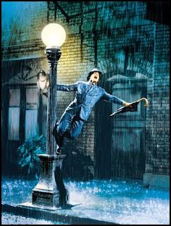 Gene Kelly en Cantando bajo la lluvia (Stanley Donen y Gene Kelly, 1952)