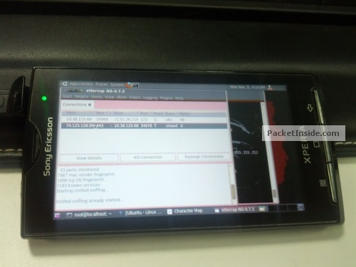 Ettercap android xda forums