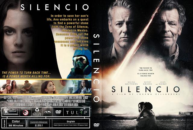 Silencio DVD Cover
