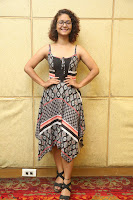Actress Aditi Myakal Looks gorgeous in Sleeveless Deep Neck Top at Ami Tumi success meet ~  Exclusive 036.JPG