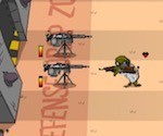 juegos de defensa