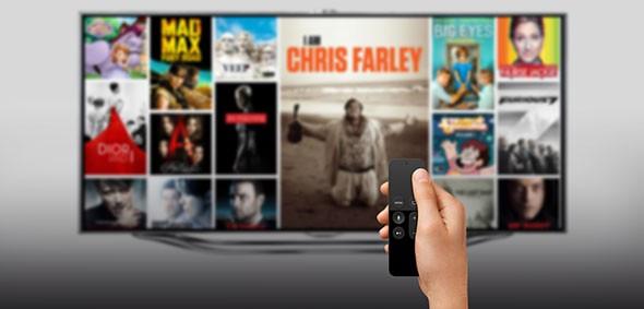 جهاز '' أبل تيفي '' الجديد مواصفاته سعره و تاريخ الإعلان عنه Apple-tv1-590x283