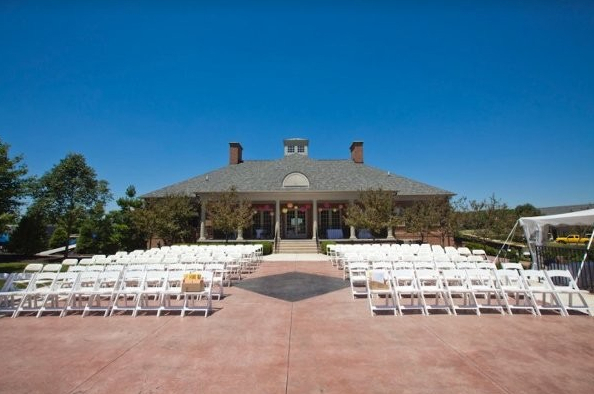 New Albany Links Golf Club Wedding Venue