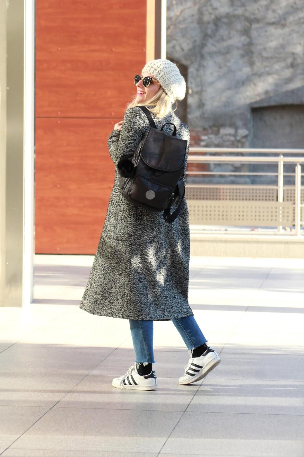 Eniwhere Fashion - Zaino nero Kipling