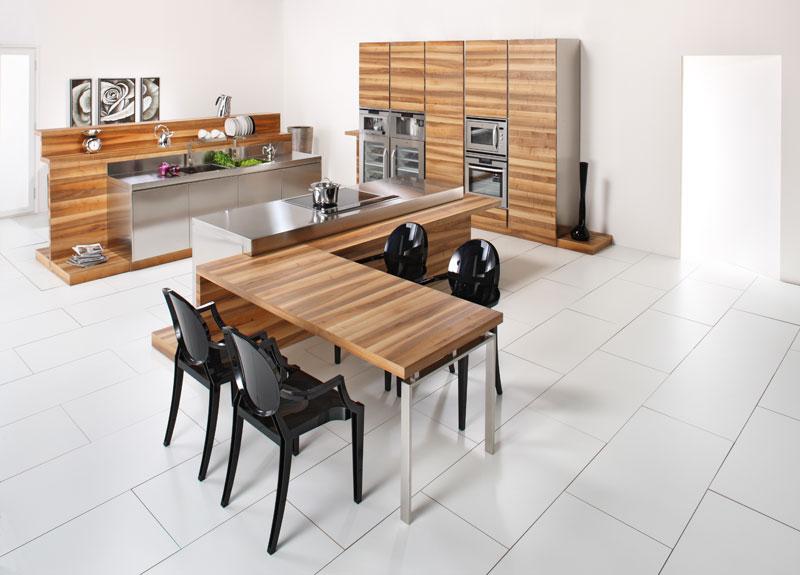 Increíble Esquina De La Mesa De La Cocina Stand Imágenes - Ideas Del ...