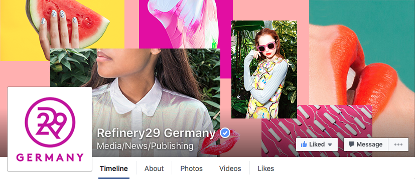 refinery29 launch germany