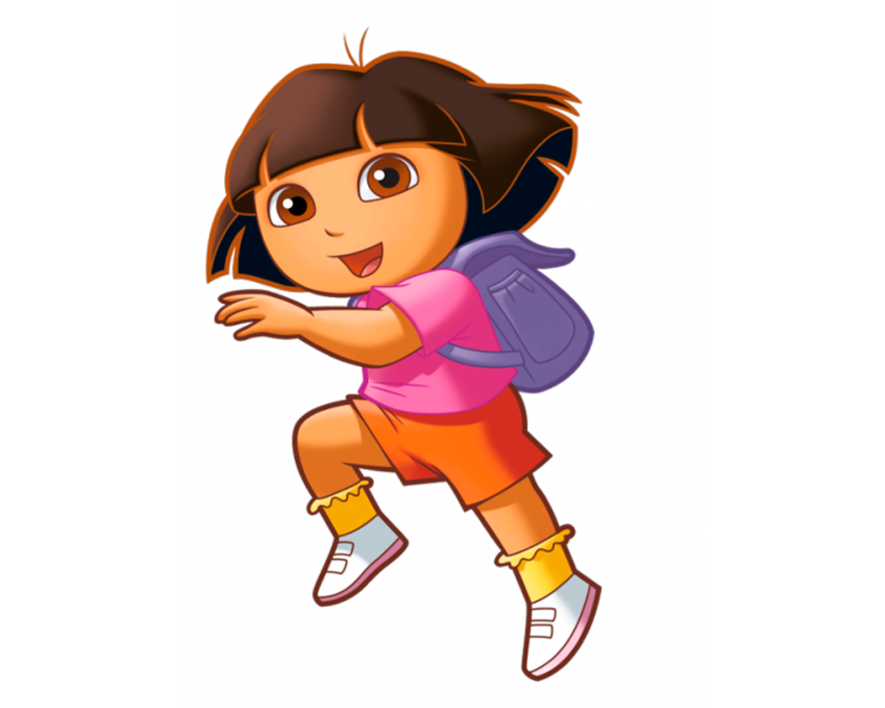 Cartoon Characters Dora The Explorer