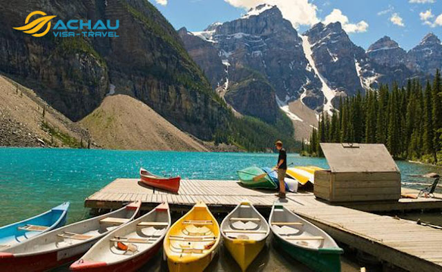 Top 7 địa điểm du lịch Canada hấp dẫn nhất vào mùa hè6