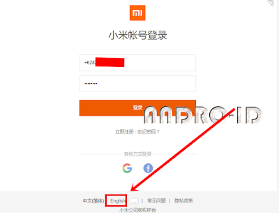 Cara Unlock Bootloader All Xiaomi Device