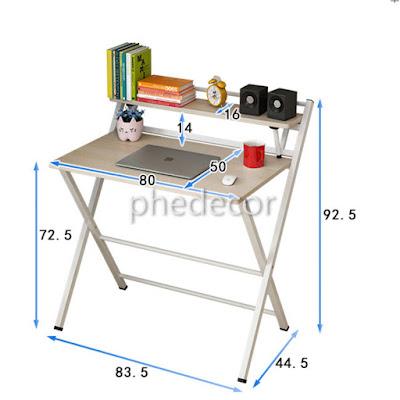 kích thước bàn làm việc thông minh